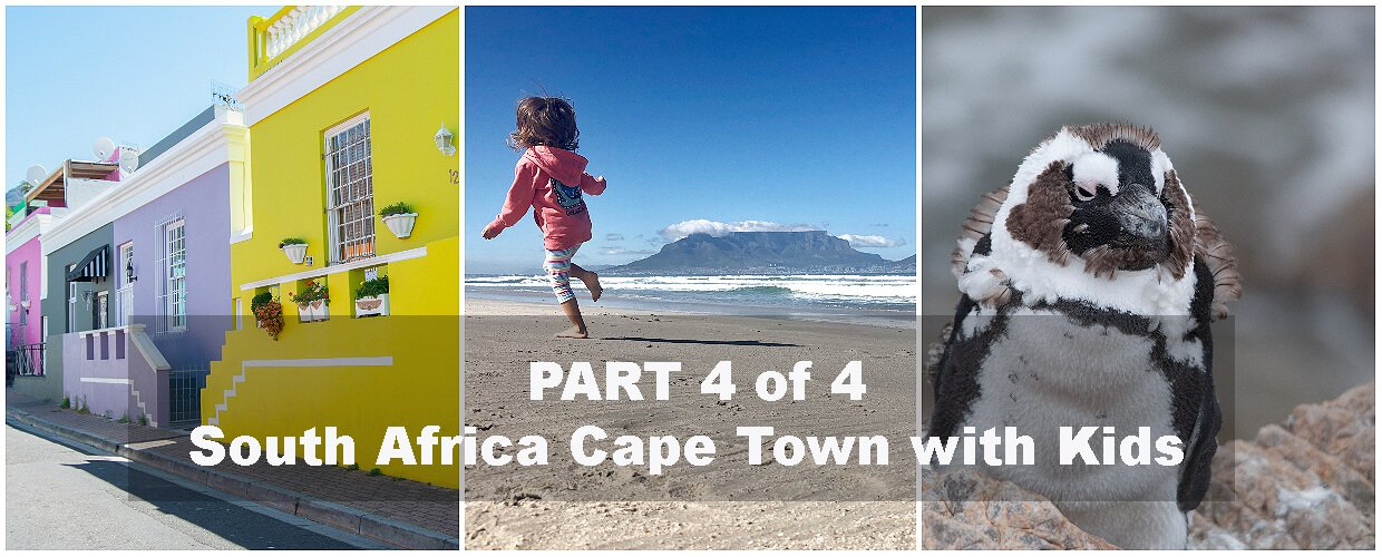 South Africa Cape Town with Kids