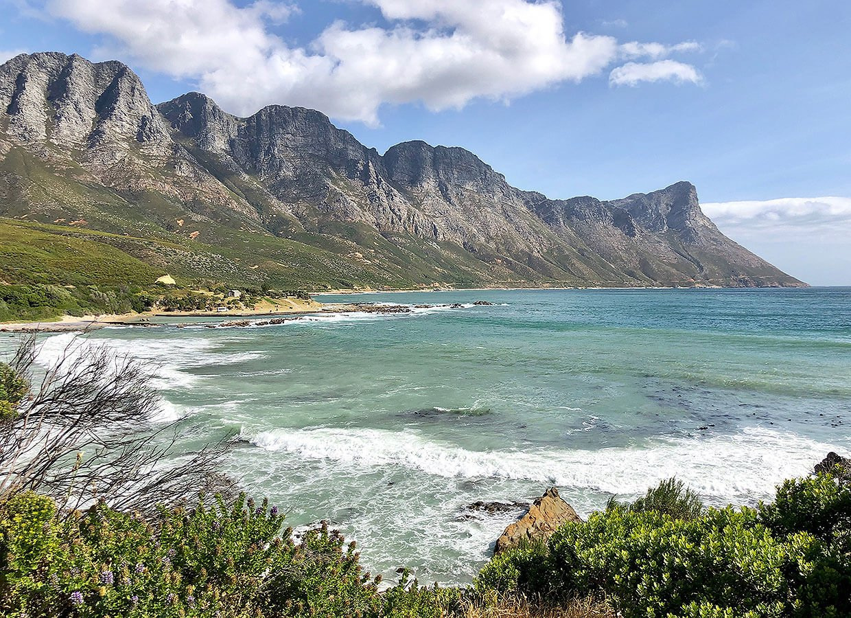 South Africa :: The Whale Drive between bettie's Bay and Gordons Bay