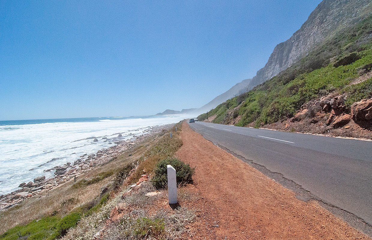 South Africa self drive along the amazing Chapmans peak