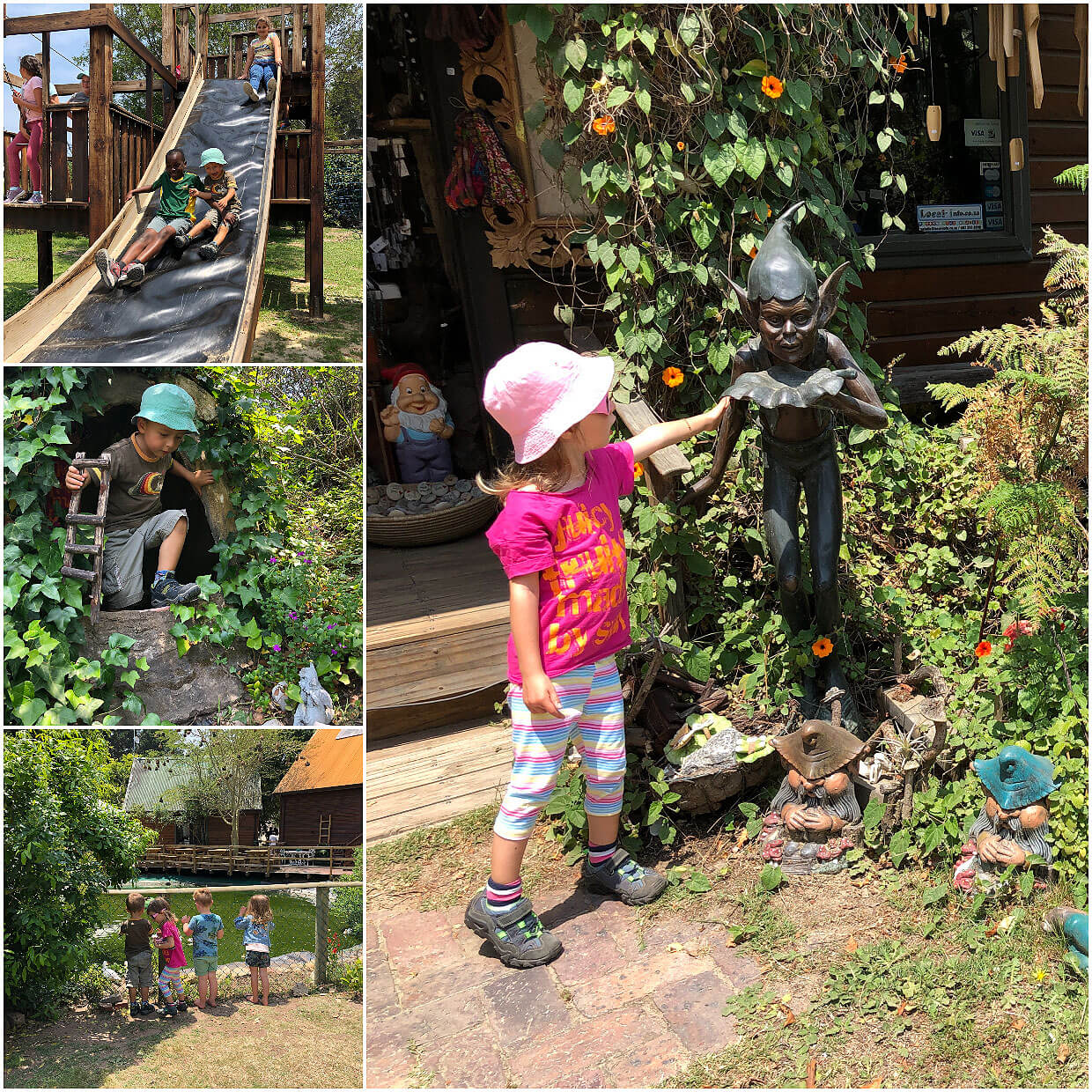Timberland Fairy Park :: Garden route with Kids
