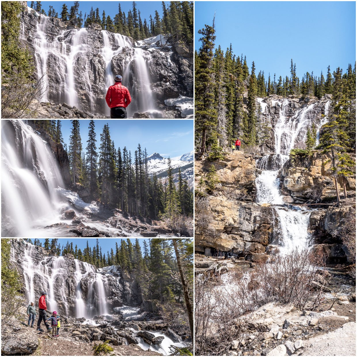 waterfall sees in canada