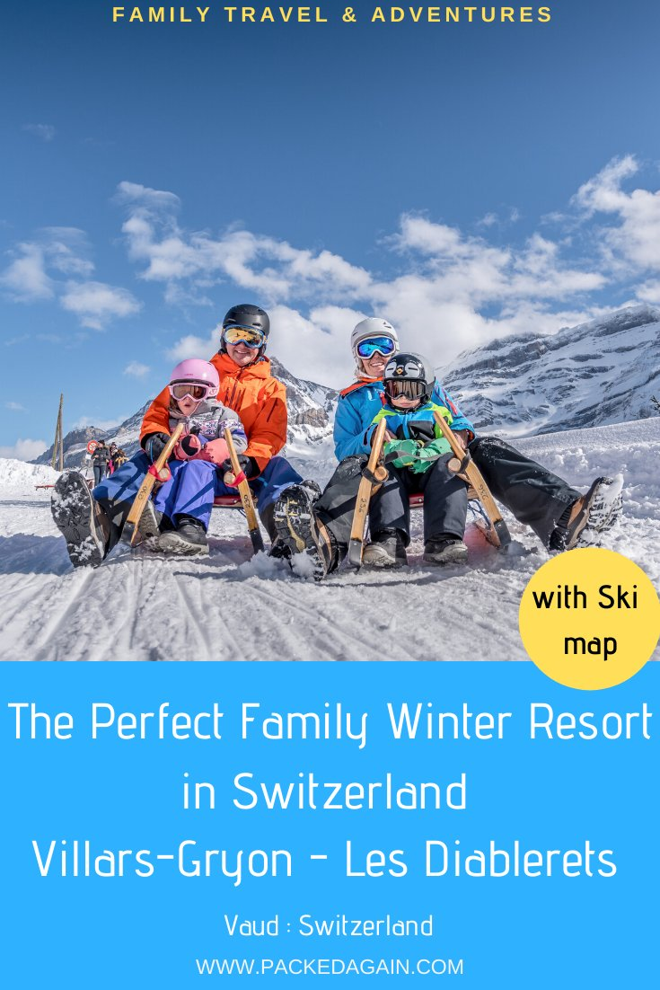 PIN, to the article perfect family winter resort in Villars-Gryon Les Diablerets