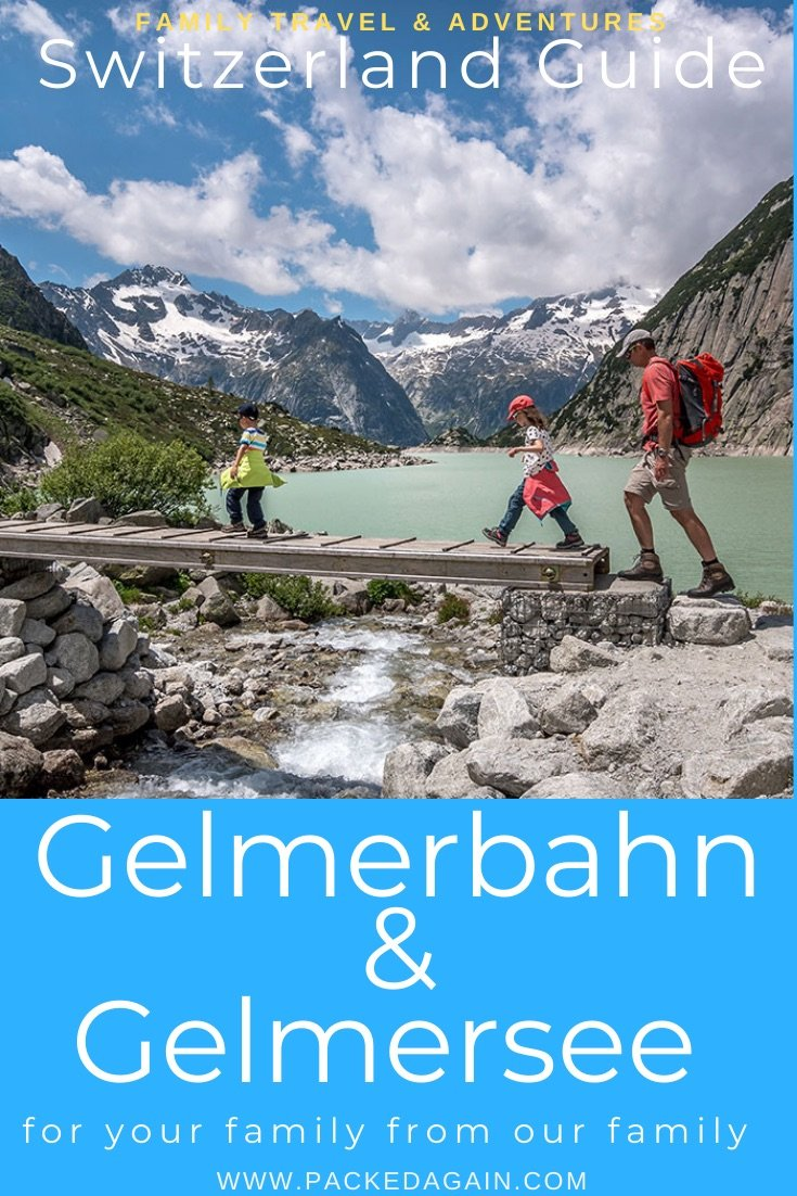 pinterest to Gelmersee hike