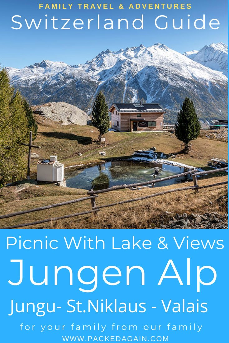 pin to a picnic guide in Switzerland