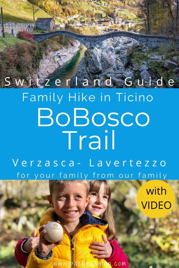 pin to the hiking guide Bobosco