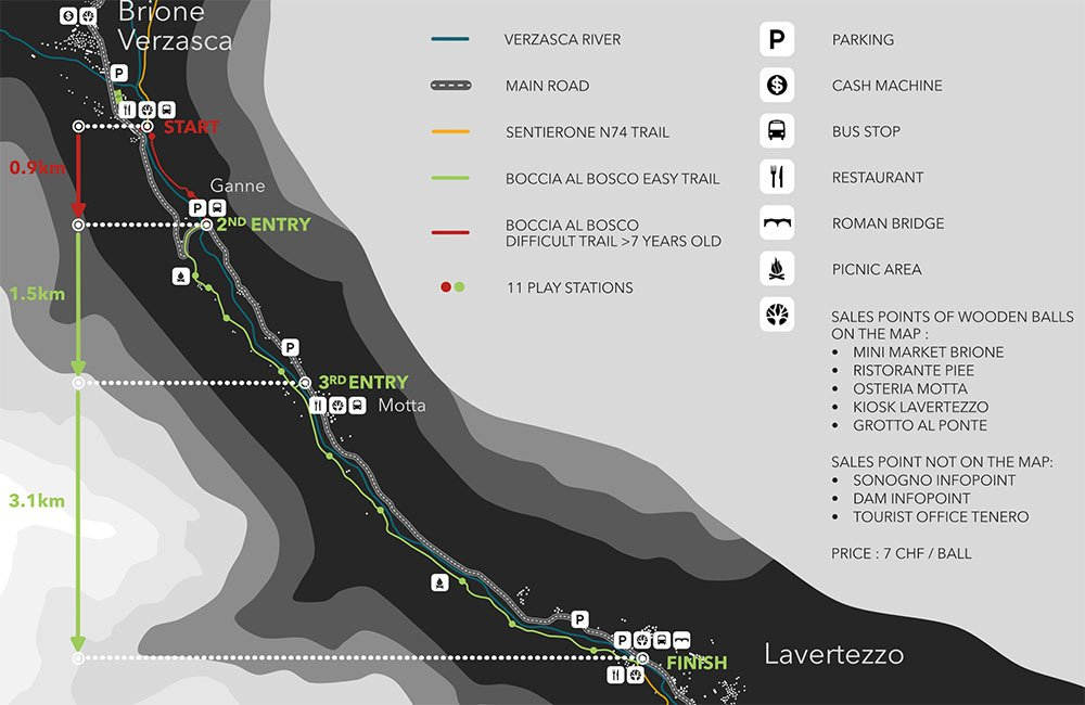 the bobosco trail map